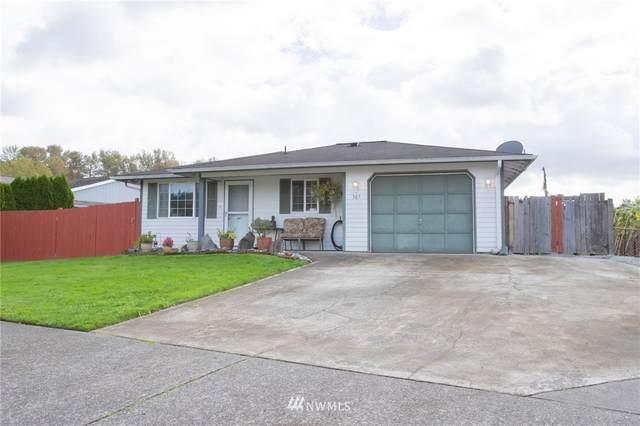 307 Brown Street SE, Orting, WA 98360 (#1669230) :: Mike & Sandi Nelson Real Estate