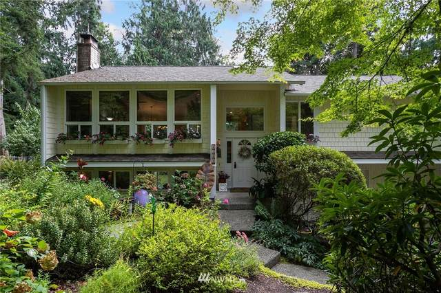8129 NE Blakely Heights Court, Bainbridge Island, WA 98110 (#1669307) :: Ben Kinney Real Estate Team