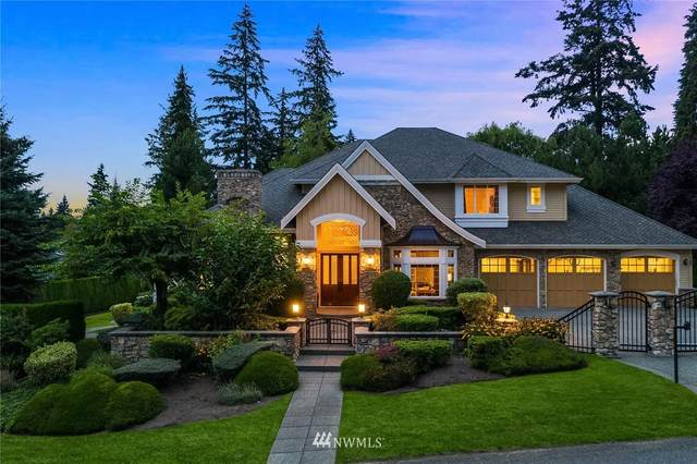 107 94th Avenue NE, Bellevue, WA 98004 (#1669334) :: The Shiflett Group