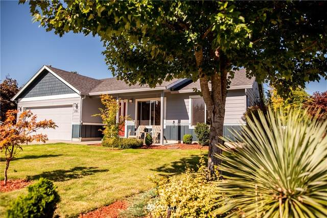 161 Leif Drive, Kelso, WA 98626 (#1669364) :: NW Home Experts