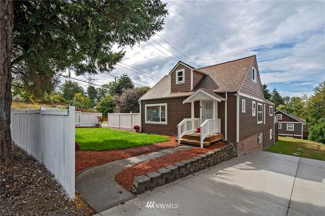 10397 Beacon Avenue S, Seattle, WA 98178 (#1669400) :: Ben Kinney Real Estate Team