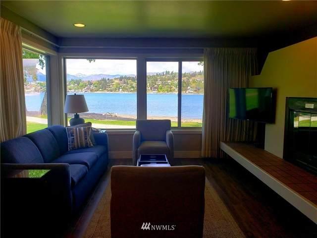 1 Beach 568-M, Manson, WA 98831 (#1669402) :: Ben Kinney Real Estate Team
