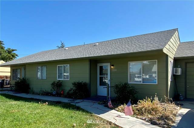 1222 Pershing Road, Moses Lake, WA 98837 (#1669411) :: Mike & Sandi Nelson Real Estate