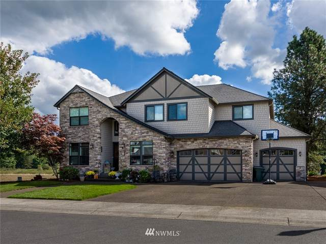 218 Misty, Woodland, WA 98674 (#1669416) :: Ben Kinney Real Estate Team
