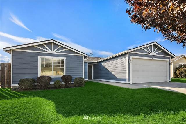703 N Spokane Street, Kittitas, WA 98934 (#1669449) :: Mike & Sandi Nelson Real Estate