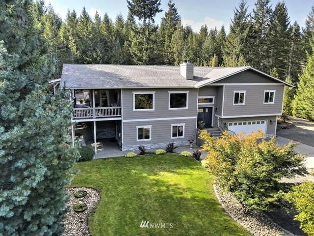 551 E Snowy Owl Drive, Shelton, WA 98584 (#1669469) :: NextHome South Sound