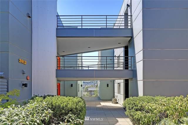 2012 Eastlake Avenue E #101, Seattle, WA 98102 (#1669507) :: Ben Kinney Real Estate Team