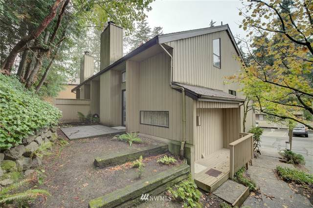 10858 NE 37th Place #1, Bellevue, WA 98004 (#1669550) :: Icon Real Estate Group