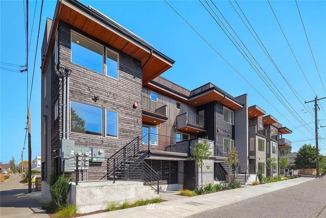 718 S Willow Street, Seattle, WA 98108 (#1669557) :: Better Properties Lacey