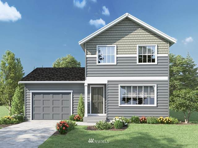 10710 183rd Street E #473, Puyallup, WA 98374 (#1669615) :: Ben Kinney Real Estate Team