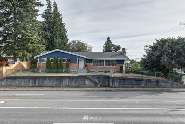 1316 S 72nd Street, Tacoma, WA 98408 (#1669619) :: Keller Williams Western Realty