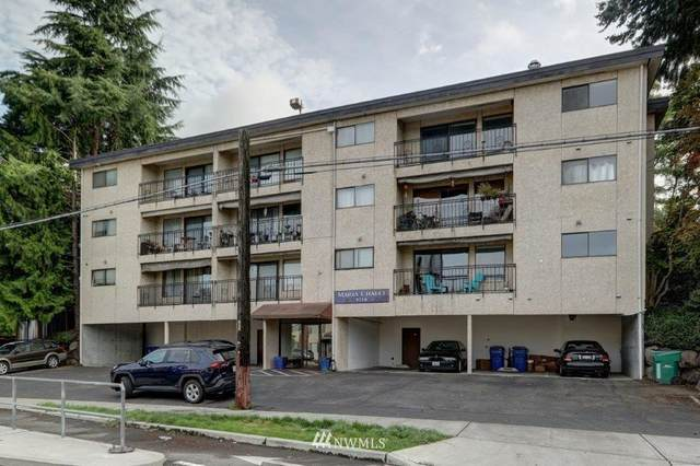 9710 Greenwood Avenue N #101, Seattle, WA 98103 (#1669662) :: Ben Kinney Real Estate Team