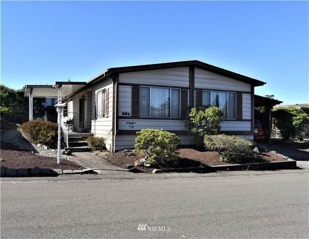 2500 Alder Street #223, Milton, WA 98354 (#1669666) :: NextHome South Sound