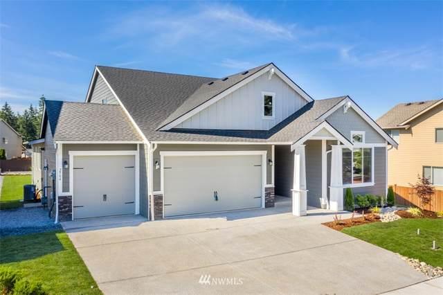 2904 63rd Place SE Lot 1, Auburn, WA 98092 (#1669713) :: My Puget Sound Homes