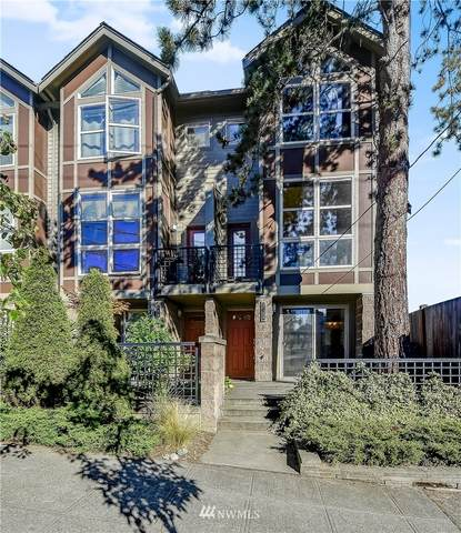 716 Nob Hill Avenue N A, Seattle, WA 98109 (#1669771) :: Mike & Sandi Nelson Real Estate