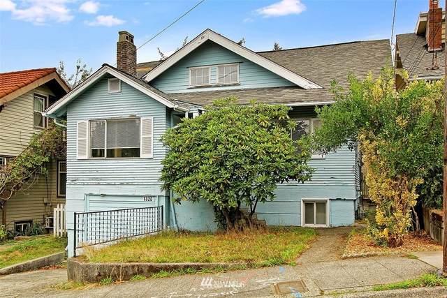 1320 N 40th Street, Seattle, WA 98103 (#1669864) :: Better Properties Lacey
