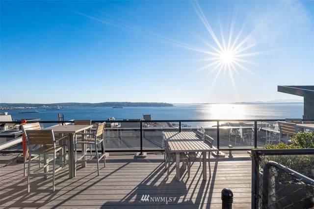 2721 1st Avenue #1202, Seattle, WA 98121 (#1669867) :: Ben Kinney Real Estate Team