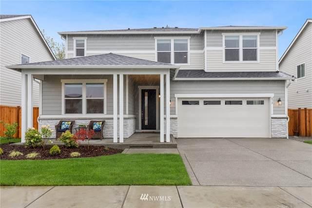 672 S Davis Street, Buckley, WA 98321 (#1669904) :: My Puget Sound Homes