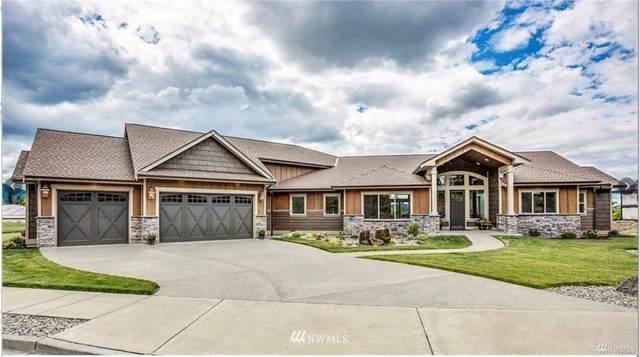 167 Mountain Crest Lane, Eatonville, WA 98328 (#1669917) :: Ben Kinney Real Estate Team