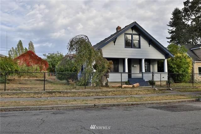 5221 S Junett Street, Tacoma, WA 98409 (#1669989) :: Ben Kinney Real Estate Team