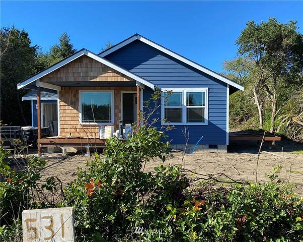 531 Point Brown Avenue SW, Ocean Shores, WA 98569 (#1670031) :: Ben Kinney Real Estate Team