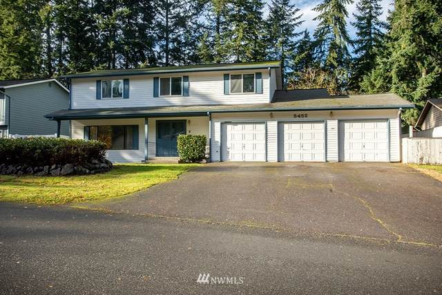 5452 Pineridge Drive NE, Bremerton, WA 98311 (#1670150) :: Ben Kinney Real Estate Team