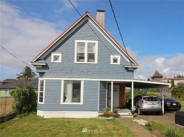 416 6th Street, Hoquiam, WA 98550 (#1670178) :: Pickett Street Properties