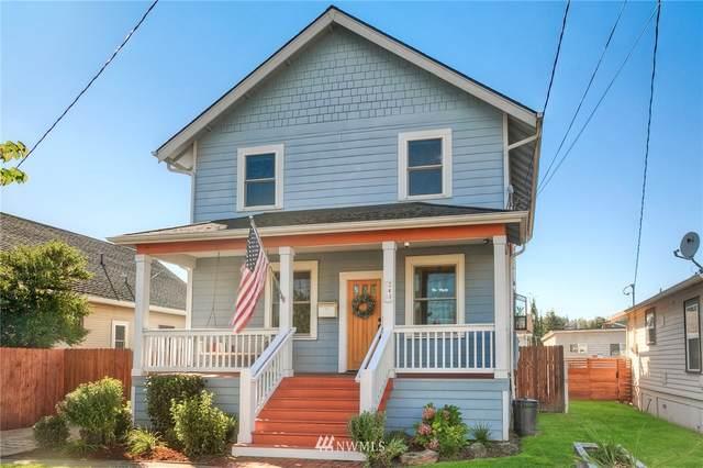 243 Wells Avenue N, Renton, WA 98057 (#1670179) :: Mike & Sandi Nelson Real Estate
