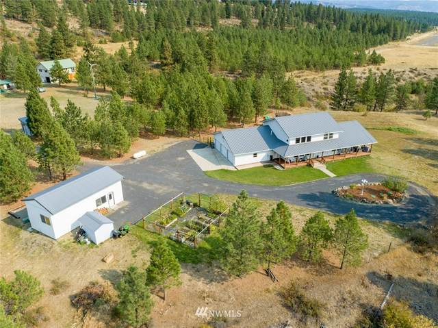 330 Danko Road, Cle Elum, WA 98922 (#1670224) :: Lucas Pinto Real Estate Group