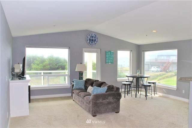 1600 W Ocean Avenue #1334, Westport, WA 98595 (#1670228) :: Mike & Sandi Nelson Real Estate