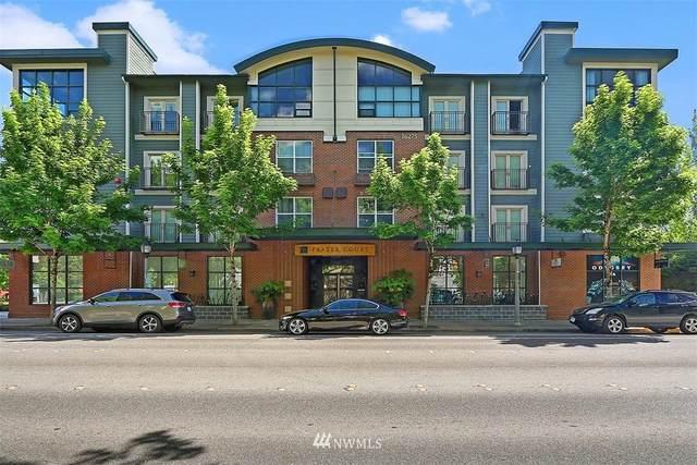 16275 NE 85th Street #204, Redmond, WA 98052 (#1670271) :: Pickett Street Properties