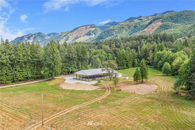 16714 363rd Avenue SE, Sultan, WA 98294 (#1670291) :: Hauer Home Team