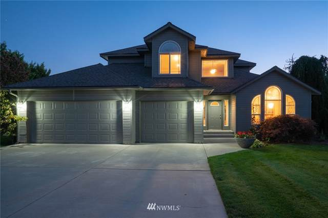 2289 Fancher Heights Blvd, East Wenatchee, WA 98802 (#1670403) :: Urban Seattle Broker