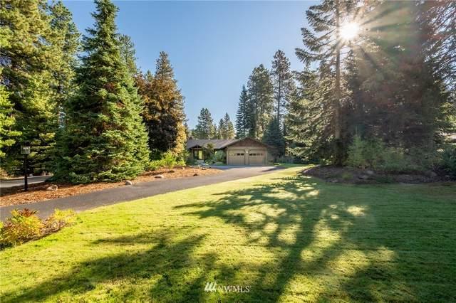 9281 Icicle Road, Leavenworth, WA 98826 (#1670412) :: Alchemy Real Estate