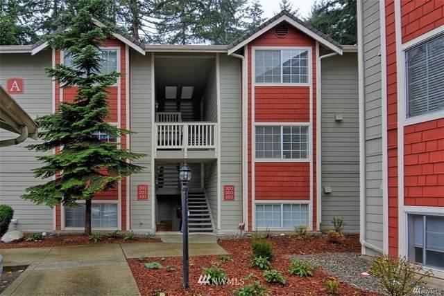 15433 Country Club Drive A101, Mill Creek, WA 98012 (#1670447) :: Ben Kinney Real Estate Team
