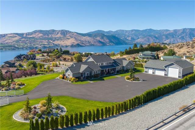 318 Highpoint Place, Chelan, WA 98816 (#1670460) :: Ben Kinney Real Estate Team