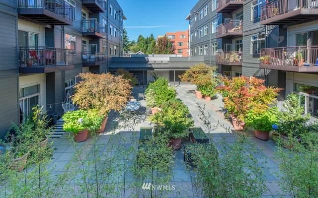 1760 N Northlake Way #525, Seattle, WA 98103 (#1670469) :: Urban Seattle Broker