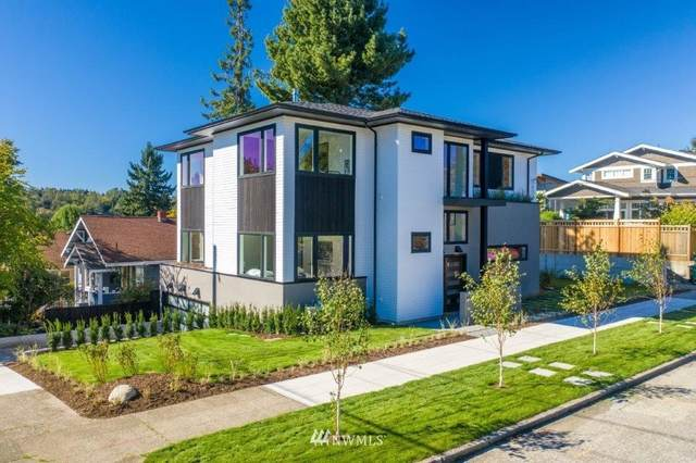 1640 N 54th Street, Seattle, WA 98103 (#1670473) :: Ben Kinney Real Estate Team