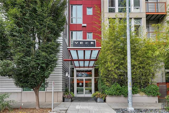 401 9th Avenue N #513, Seattle, WA 98109 (#1670540) :: Ben Kinney Real Estate Team