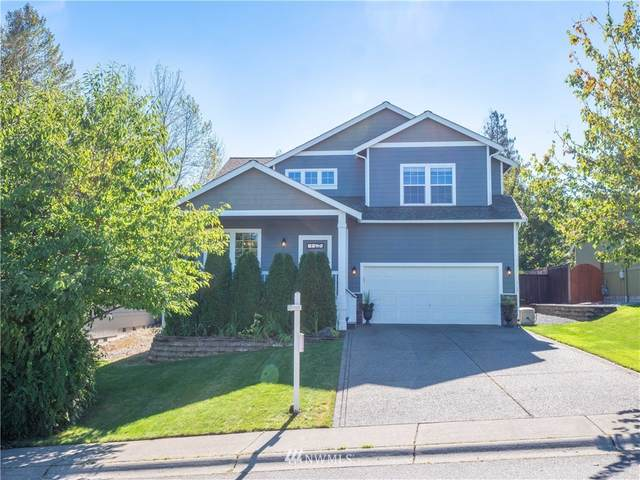 21105 82nd Street E, Bonney Lake, WA 98391 (#1670554) :: Engel & Völkers Federal Way