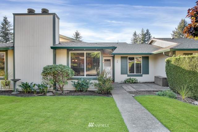 520 S 323rd Place 12-E, Federal Way, WA 98003 (#1670557) :: Ben Kinney Real Estate Team