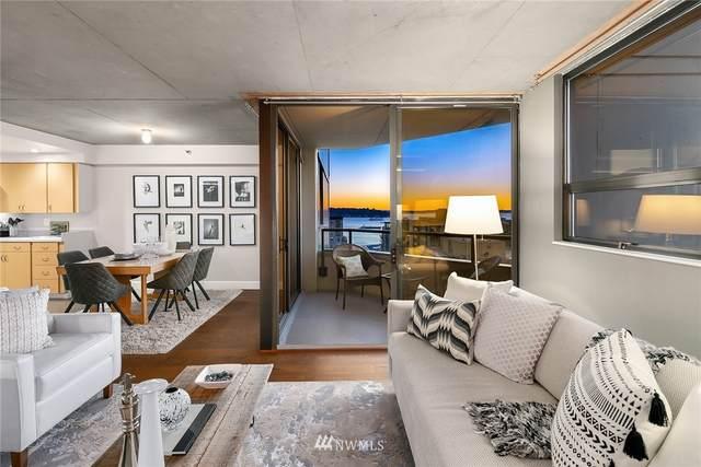 2621 2nd Avenue #1104, Seattle, WA 98121 (#1670576) :: Ben Kinney Real Estate Team