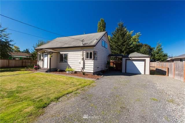 1423 Logan Street, Centralia, WA 98531 (#1670589) :: Pickett Street Properties