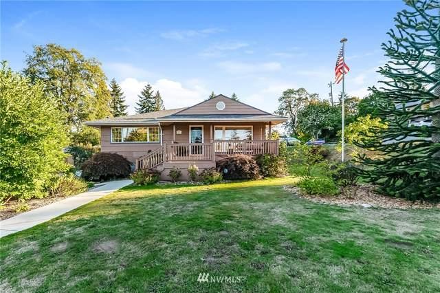 3025 SW 106th Street, Seattle, WA 98146 (#1670608) :: Ben Kinney Real Estate Team