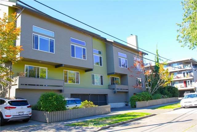 1109 N Allen Place #203, Seattle, WA 98013 (#1670615) :: Pickett Street Properties