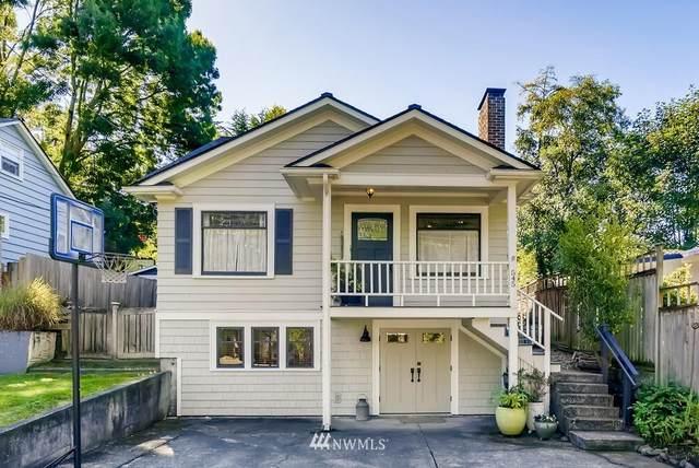 545 NE 104th Street, Seattle, WA 98125 (#1670617) :: Ben Kinney Real Estate Team
