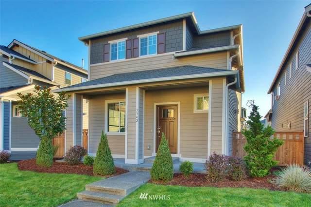 3342 Aurora Street NE, Lacey, WA 98516 (#1670632) :: Ben Kinney Real Estate Team