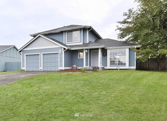 21703 41st Avenue E, Spanaway, WA 98387 (#1670660) :: Mike & Sandi Nelson Real Estate