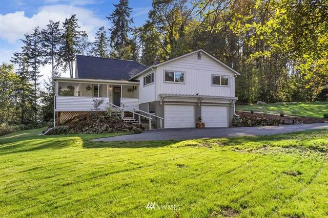 4683 W Sherman Heights Road, Bremerton, WA 98312 (#1670748) :: Better Properties Lacey