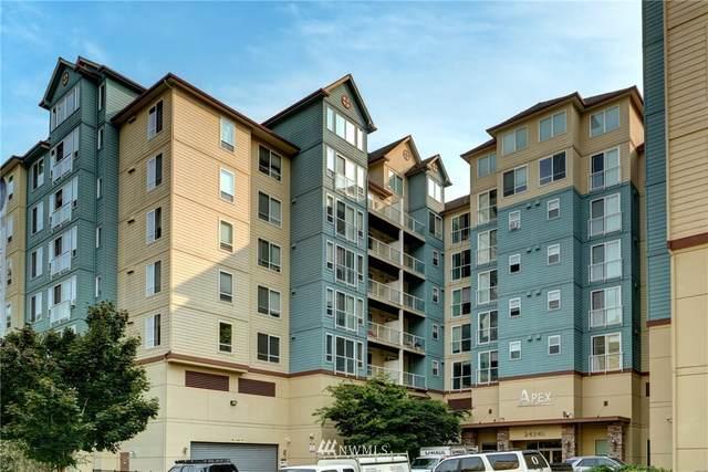 2424 S 41st Street 555B, Tacoma, WA 98409 (#1670879) :: Pickett Street Properties